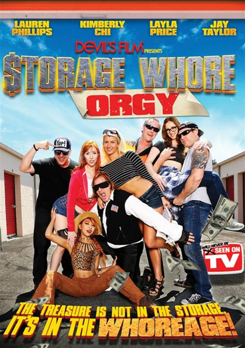 Storage Whore Orgy – Devil's Film