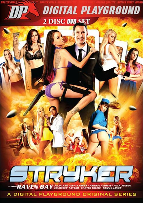 Stryker – Digital Playground