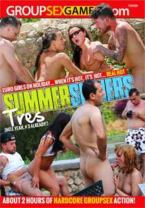 Summer Sinners Tres #3 – Group Sex Games