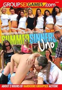 Summer Sinners Uno – Group Sex Games