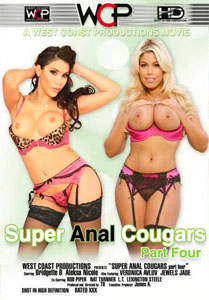 Super Anal Cougars #4 – West Coast