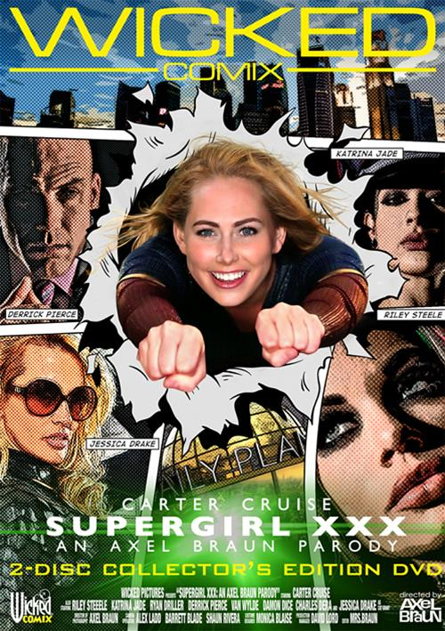 Supergirl XXX: An Axel Braun Parody – Wicked Pictures