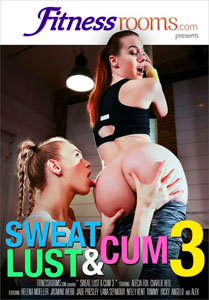Sweat, Lust & Cum #3 – Fitness Rooms