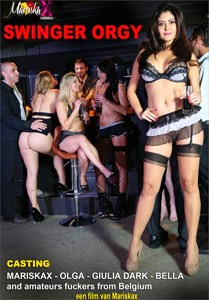 Swinger Orgy – MariskaX Productions