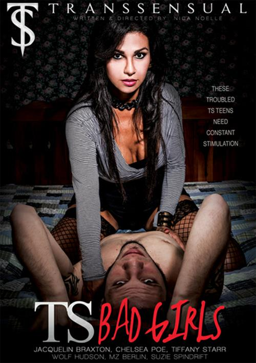 TS Bad Girls – Transsensual