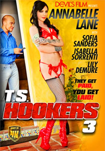 T.S. Hookers #3 – Devil's Film