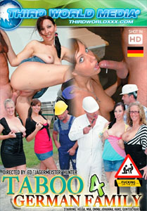Taboo German Family #4 – Third World Media