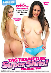 Tag Teamed By Super Sluts! #2 – Immoral Productions