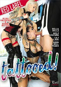 Tattooed – Evil Angel