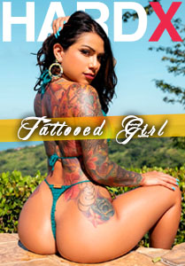 Tattooed Girl – Hard X