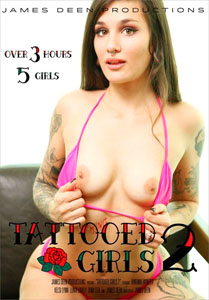 Tattooed Girls #2 – James Deen Productions
