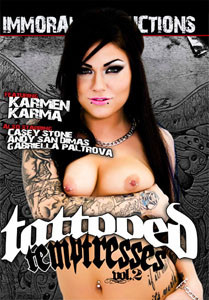 Tattooed Temptresses #2 – Immoral Productions