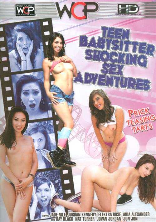Teen Babysitter Shocking Sex Adventures – West Coast