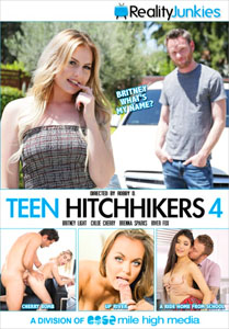 Teen Hitchhikers #4 – Reality Junkies