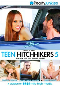 Teen Hitchhikers #5 – Reality Junkies