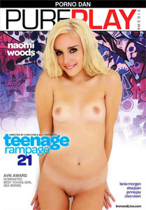 Teenage Rampage Twenty One – Immoral Productions