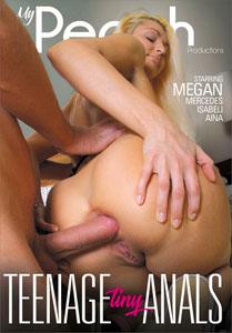 Teenage Tiny Anals – My Peach Productions