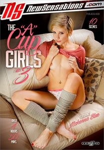 "The ""A"" Cup Girls #3 – New Sensations"