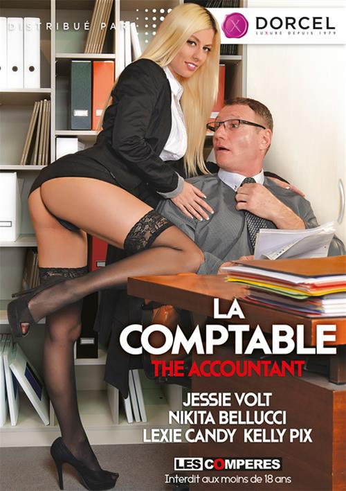 The Accountant – Marc Dorcel