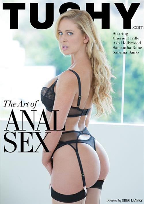 The Art Of Anal Sex – Tushy