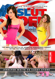 The Great American Slut Off #4 – Immoral Productions