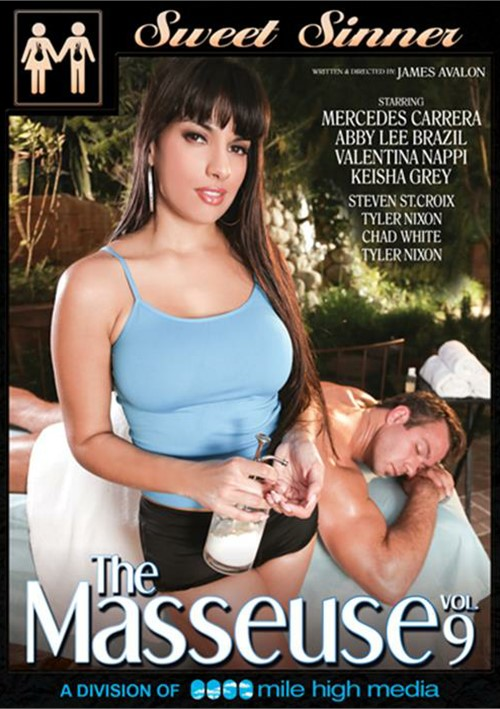 The Masseuse #9 – Sweet Sinner