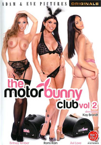 The Motorbunny Club #2 – Adam & Eve