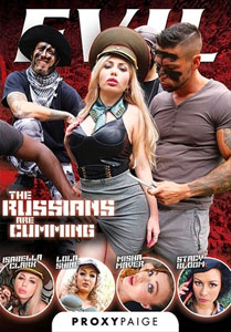 The Russians Are Cumming – Evil Angel