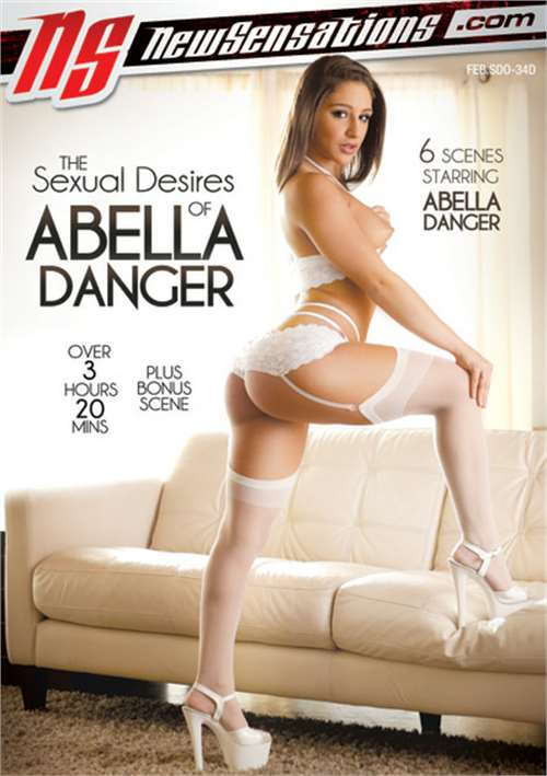 The Sexual Desires Of Abella Danger – New Sensations