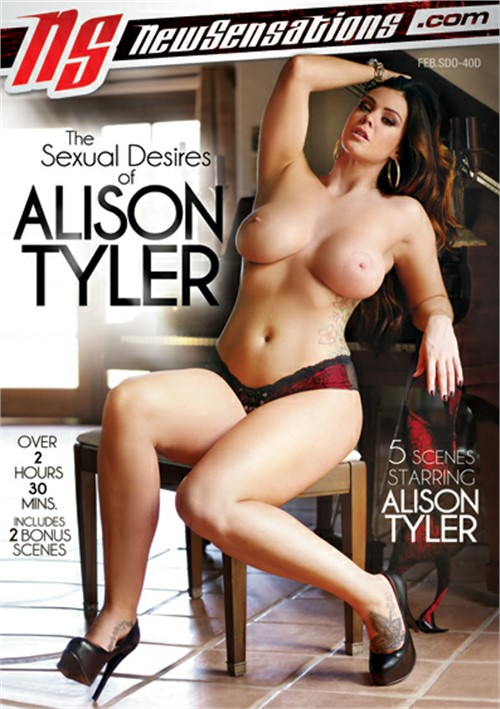 The Sexual Desires Of Alison Tyler (New Sensations)