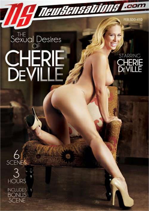The Sexual Desires Of Cherie DeVille – New Sensations