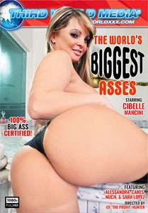 The World's Biggest Asses – Third World Media