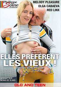 They Prefer Old Men! – Marc Dorcel