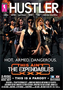This Ain't The Expendables XXX – Hustler