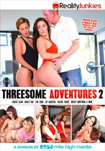 Threesome Adventures #2 – Reality Junkies