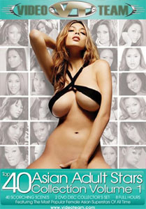 Top 40 Asian Adult Stars #1 – Video Team