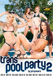 Trans Pool Party #2 – Gender X