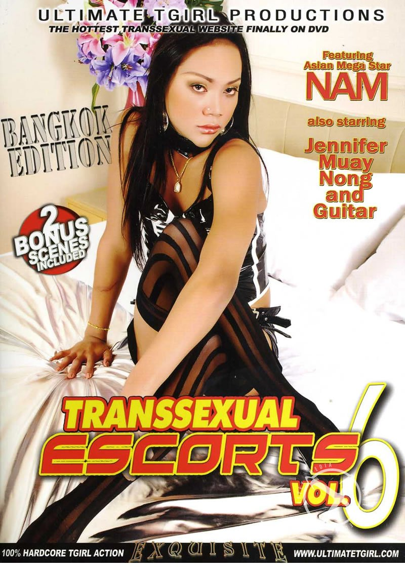 Transsexual Escorts #6 – Ultimate TGirl