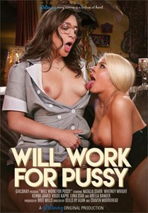 Will Work For Pussy – Girlsway