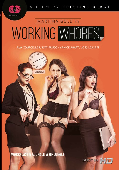 Working Whores – Nathan Blake