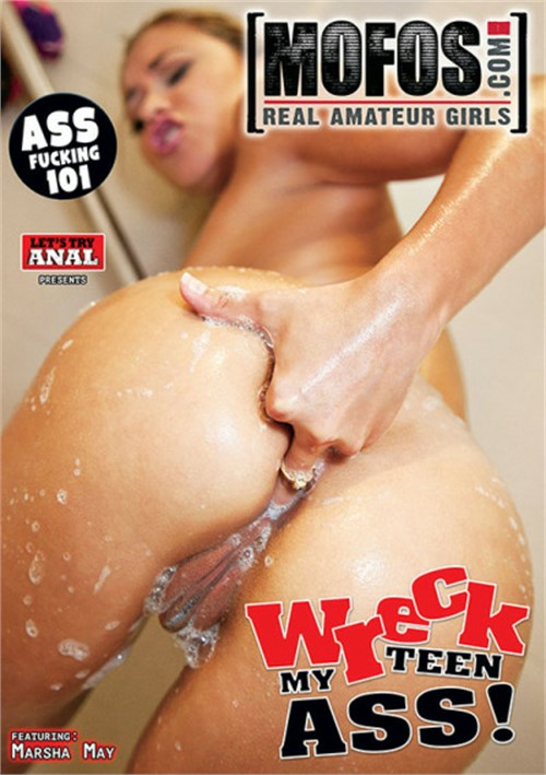 Wreck My Teen Ass! – MOFOS
