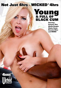 Young & Full Of Black Cum – Wicked Pictures