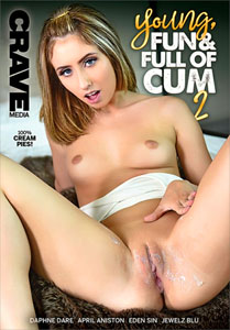 Young, Fun & Full Of Cum #2 – Crave Media