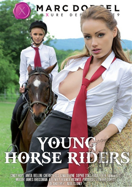 Young Horse Riders – Marc Dorcel