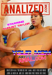 Your Mom Does Anal – Analized