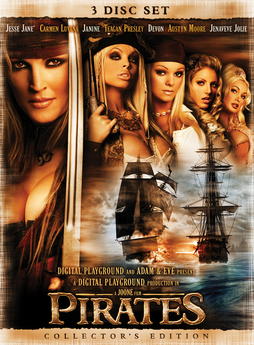 Pirates – Digital Playground