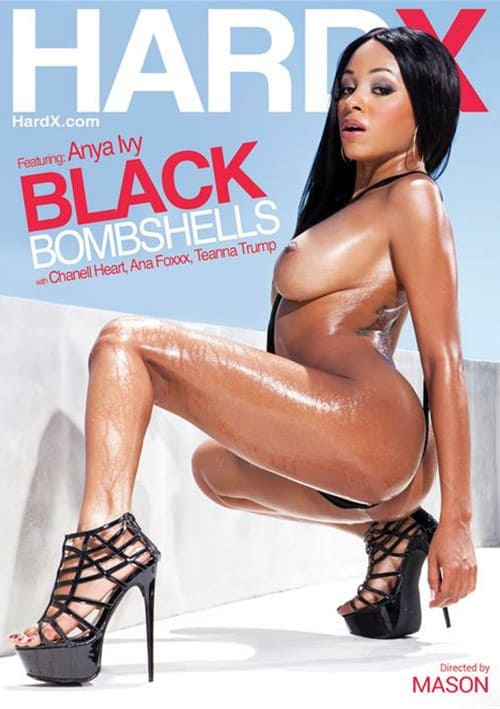 Black Bombshells – Hard X